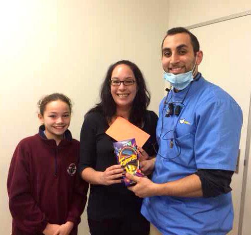 Albany dentist - Dr. Abdulla Salman