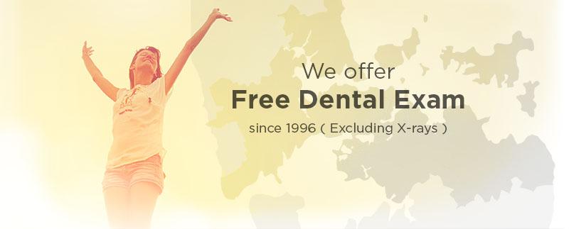 free dental exam
