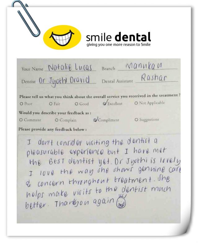 best_dentist_manukau_Dr. Jyothi_02