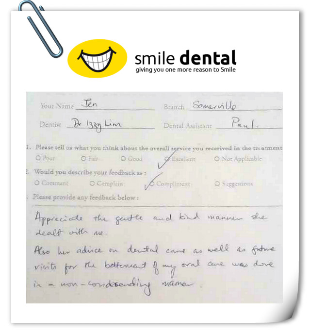 izzy_recommend_dentist
