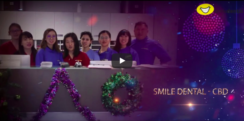 Christmas greeting from Smile Dental