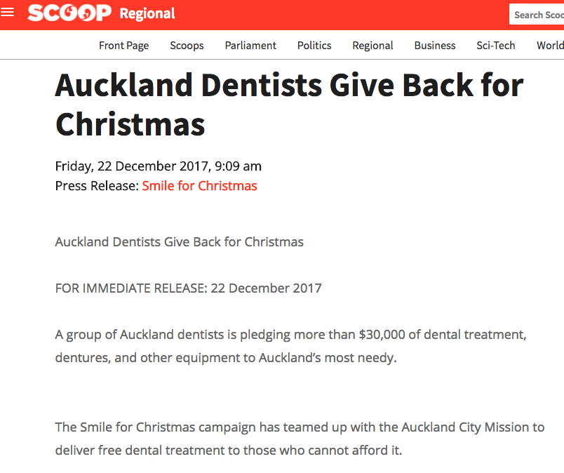 dental charity 1